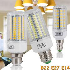 25W-150W LED Corn Light Bulb B22 E14 E27 Screw Base Ultra Bright White Lamp 230V