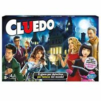 CLUEDO gioco di investigazione Hasbro games