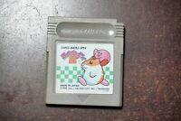 Game Boy Hoshi no Kirby 2 Kirbys Dreamland Japan GameBoy GB game US Seller