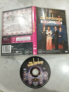 The Birdcage DVD HEI Robin Williams FREE POST CHECK OUT MY STORE