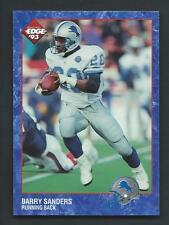 Barry Sanders 1993 Collector's Edge Card #64; NM-Mint; Detroit Lions