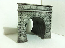 portale tunnel  per diorami  plastico ferroviario art.p 08