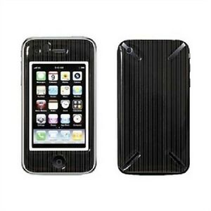 iCandy New Skin for Apple iPhone 3G, 3GS - Fancy Stripes