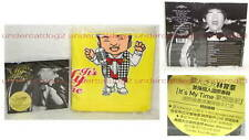 Lin Yu Chun It's My Time Taiwan CD w/BOX +Handkerchief