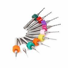 10pcs PCB Print Circuit Board Tungsten Steel Micro Drill Bit Tool Set PCB drill