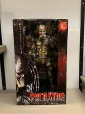 NECA Closed Mouth Predator Original 1/4 Scale Figure New In Box 1st Series