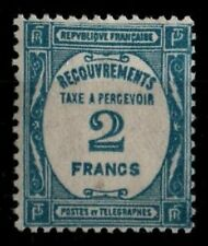 TAXE A PERCEVOIR n°61, Neuf ** = Cote 260 € / Lot Timbre France