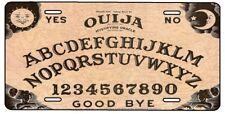 New Custom OUIJA BOARD Vanity License Plate Car Tag