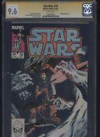 Star Wars #78 CGC 9.6 SS Bob Layton 1983 MARVEL COMICS