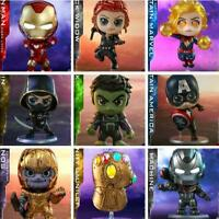 Hot Toys COSBABY Avengers: Endgame Cute Mini PVC Collectible Figure Model Gifts