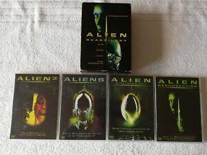 Coffret DVD Quadrilogie d'Alien