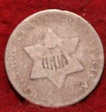 185? Philadelphia Mint Silver Three Cent Coin