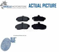 NEW BLUE PRINT FRONT BRAKE PADS SET BRAKING PADS GENUINE OE QUALITY ADH24260