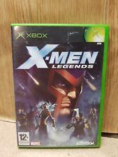 X-Men Legends-Marvel (Microsoft Xbox original, 2004)