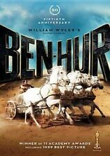 Ben Hur 50th Anniversary Edition 0883929178261 DVD Region 1