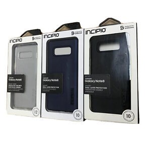 Incipio Dual-Layer Protective Case for Samsung Galaxy Note8 Reinforced Corners