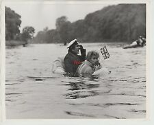 LUCILLE BALL & ANTHONY NEWLEY 1966 VINTAGE UNPUBLISHED PHOTO LUCY GOES TO LONDON