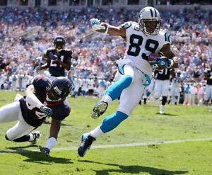 STEVE SMITH 8X10 PHOTO CAROLINA PANTHERS PICTURE NFL FOOTBALL