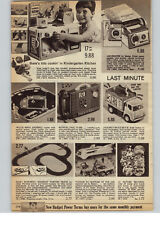 1966 PAPER AD Toy Willie Mays Baseball Game Voyage to Bottom Of The sea Remco