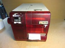 AVERY TTX 675 Direct Thermal Transfer Label Printer Parallel TESTED PRINTS OK
