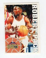 figurina - BASKETBALL BASKET PANINI 1995 95/96 - numero 157 ROBERT PACK