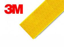 3M 983 Yellow Reflective Tape 55mm x 2m ECE104 Compliant (conspicuity EC104)