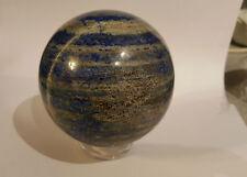 Lapis Lazuli Sphere 9.5 cm diameter