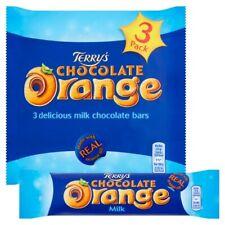 Terry's Chocolate Orange Bars 3 x 35g