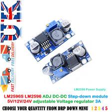 LM2596S DC-DC Buck Converter Adjustable Power Supply Step Down Module 5V 12V 24V