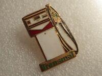 Pin's vintage épinglette Collector publicitaire transmat essence Lot PN122