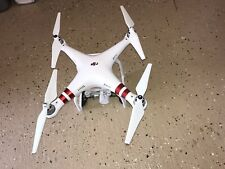 DJI Phantom 3 Standard Quadcopter Drone With Extras!!