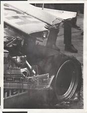 Willi Kausen Porsche 917/10 Crash Soplado Neumático Interserie Silverstone fotografía