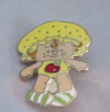 Vintage Strawberry Shortcake Apple Dumplin Pin Jewelry
