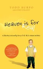 Heaven is For Real: A Little Boys Astounding Stor