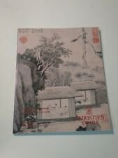 Christie's Hong Kong FINE CHINESE CLASSICAL PAINTINGS + CALLIGRAPHY October 1994