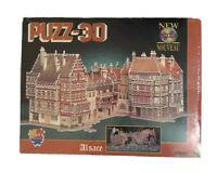 PUZZ 3D PUZZLE ALSACE FRANCE 959 PIECES BY WREBBIT BRAND NEW SEALED BOX