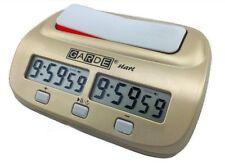 New GARDE Start Digital Chess Clock Timer , made in Germany