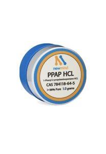 PPAP hcl (98+% Purity W COA) 2 Grams