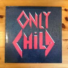 "Only Child 'Only Child' Paul Sabu Rock Heavy Metal AOR 12"" vinyl LP 1988"