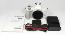 Canon EOS Kiss M ( M50 ) Mirrorless Digital Camera (Body Only) White *EXCELLENT+