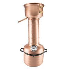 Distillatore-Alambicco a fungo da 5 litri per oli essenziali