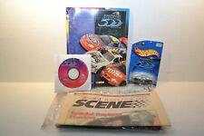NASCAR 2001 Daytona 500 Official Souvenir Program w 1/64 Car + More & Sleeve