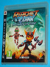 Ratchet & Clank - A Crack in Time - Sony Playstation 3 PS3 - PAL