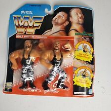 WWE WWF WCW HASBRO BUSHWACKERS BUTCH AND LUKE SEALED MOC