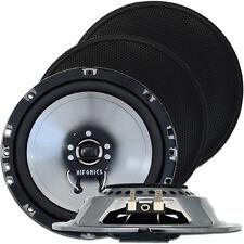 Hifonics 62cx Coax Lautsprecher für Daewoo Leganza