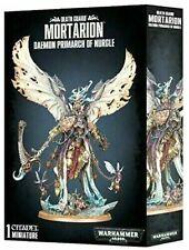 Games Workshop - Warhammer 40K - DEATH GUARD MORTARION Daemon Primarch of Nurgle