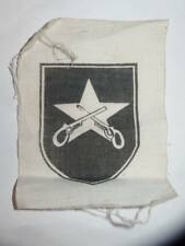 South Vietnam ARVN Military police patch