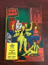 May 1957 Other Worlds Science Stories Pulp Science Fiction