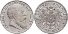 Baden 5 Mark 1902 - Friedrich
