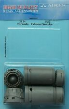 Aires 1/32 Tornado Exhaust Nozzles for Revell kit # 2124